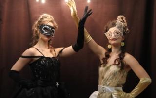 vestito per festa in maschera Sartoria Rosetta Pordenone Treviso Venezia